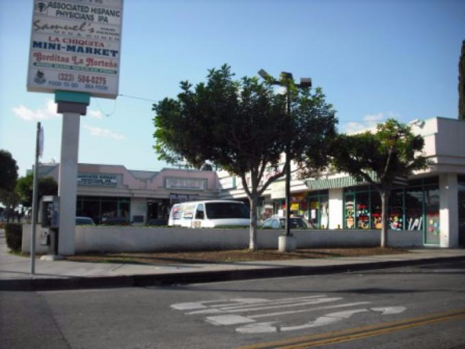 5 Unit Retail Building in Huntington Park