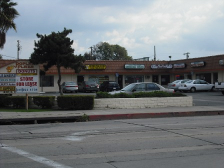 9 Unit Retail Shopping Center across from Beverly Hospital